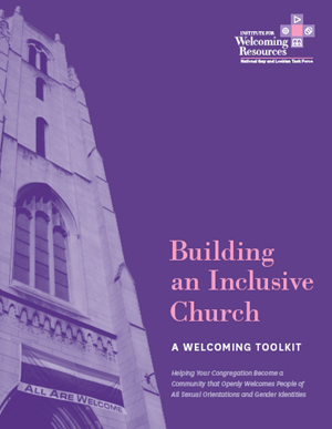 Building an Inclusive Church: A Welcoming Toolkit